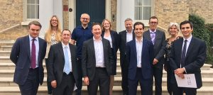 Cambridge Tech businesses gather for Bank of England meeting